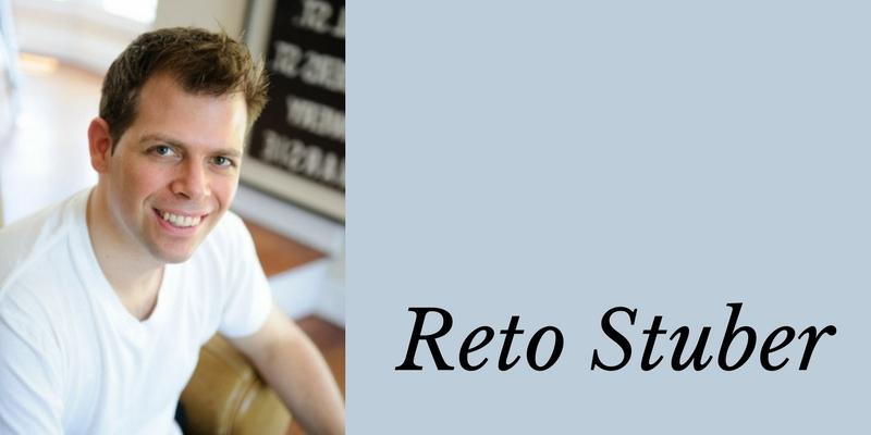 13 Fragen an… Reto Stuber